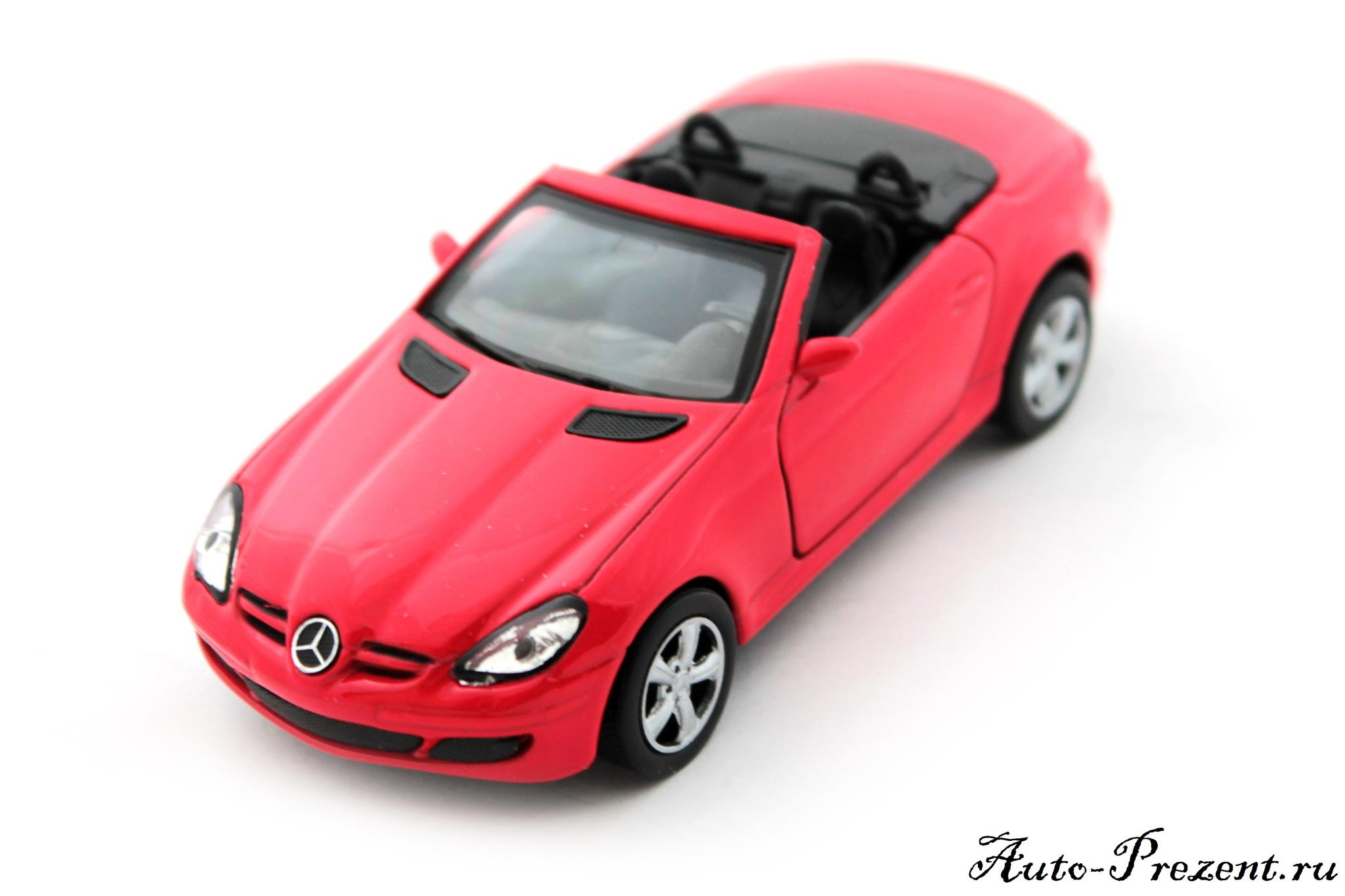 Машинка-игрушка Mercedes-Benz SLK 350 (Convertible)