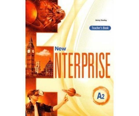 New Enterprise A2. Teacher's book (international). Книга для учителя