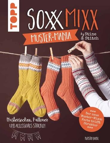 SoxxMixx. Muster-Mania by Stine and Stitch купить