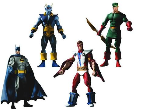 History of the DC Universe Series 01