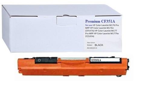 Картридж Premium CF351A №130A