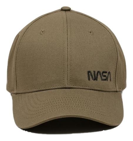 Кепка Alpha Industries Nasa Olive (Зеленая)