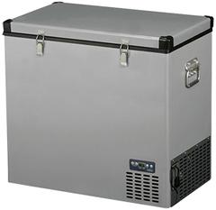 Компрессорный автохолодильник Indel B TB 130 Steel (130л)