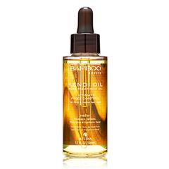 Alterna Bamboo Smooth Pure Kendi Treatment Oil - Натуральное масло для интенсивного ухода за волосами