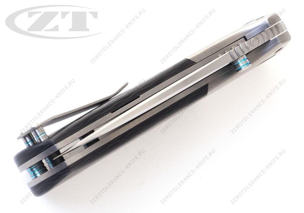 Нож Todd Rexford Epicenter Custom - фотография