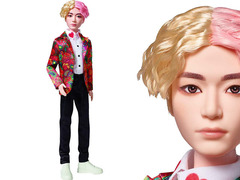 Кукла БТС Ви BTS Idol Doll