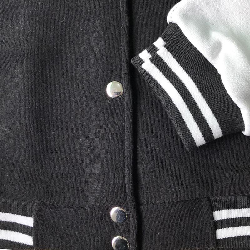 Куртка бейсбольная Каратель