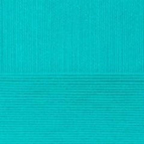 Купить Пряжа Пехорка Детская новинка Код цвета 045-Т.бирюза | Интернет-магазин пряжи «Пряха»
