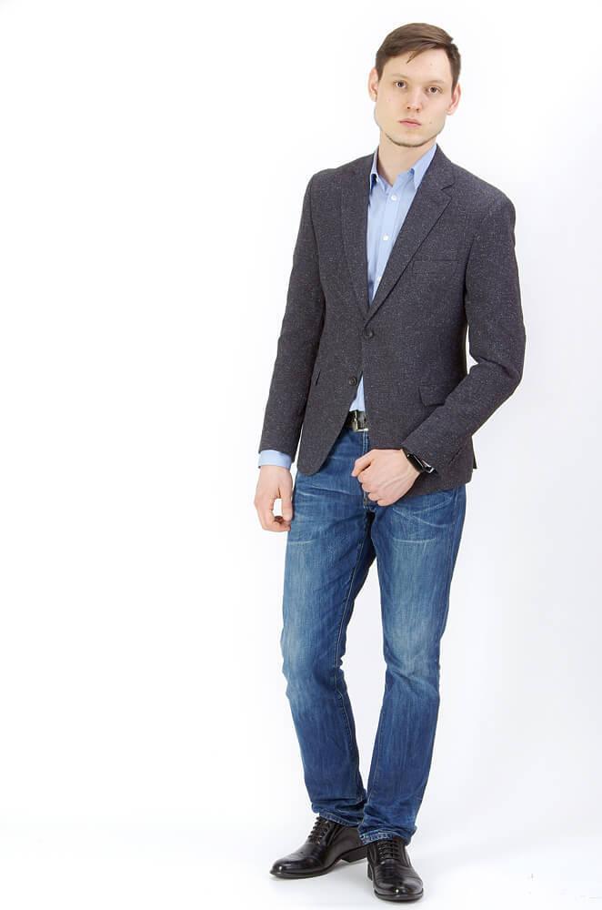 Пиджаки Slim fit ANTONIO ROSSI / Пиджак приталенный slim fit IMGP9418.jpg