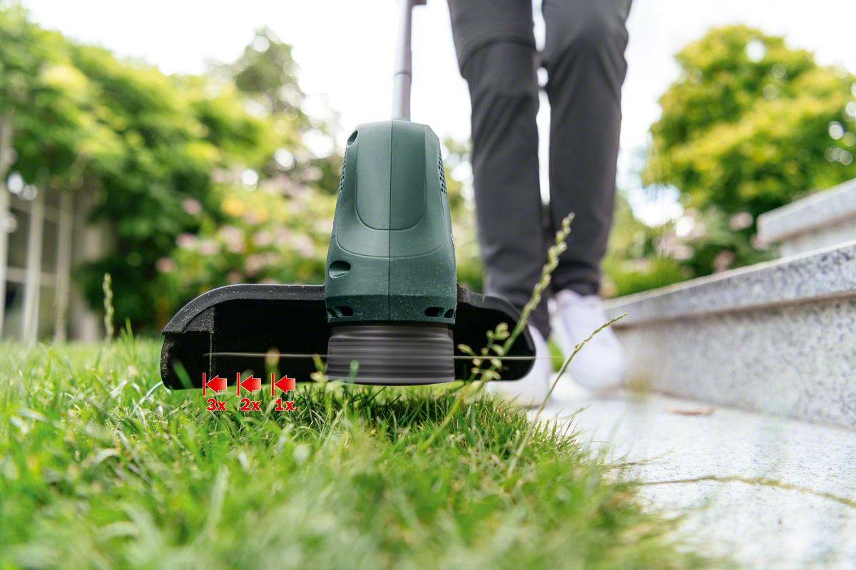 Аккумуляторный триммер Bosch для травы EasyGrassCut 18 (Без аккумуляторного блока и зарядного устройства)