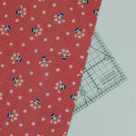 Ткань для пэчворка, хлопок 100% (арт. PR0601)