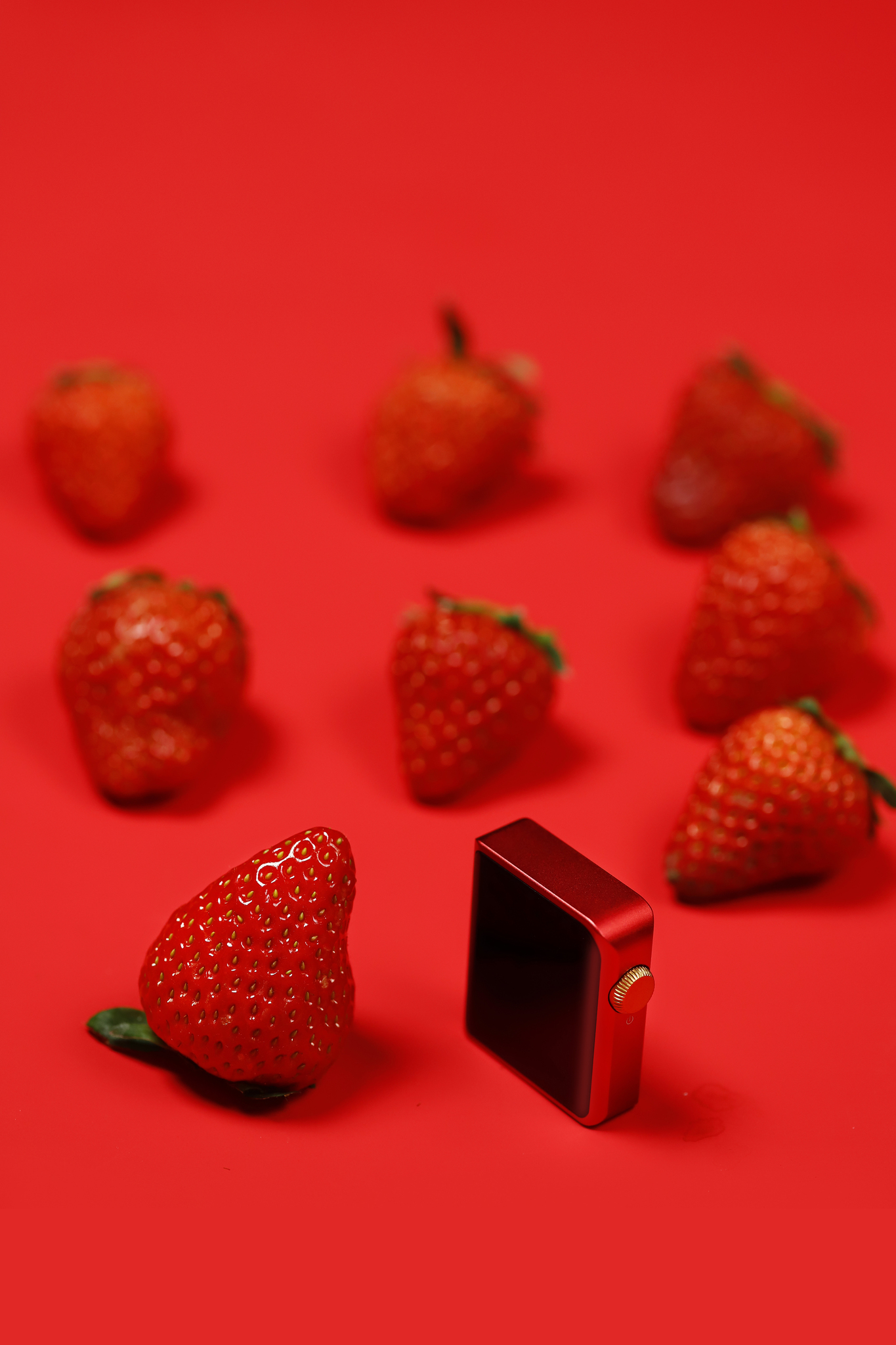 Shanling M0 red limited, портативный аудиоплеер
