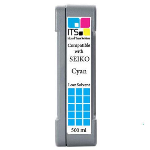 Картридж Low Solvent Cyan 500 мл