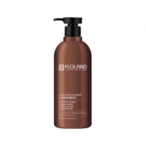 Floland - Бальзам для волос премиум класса с кератином, 530 мл