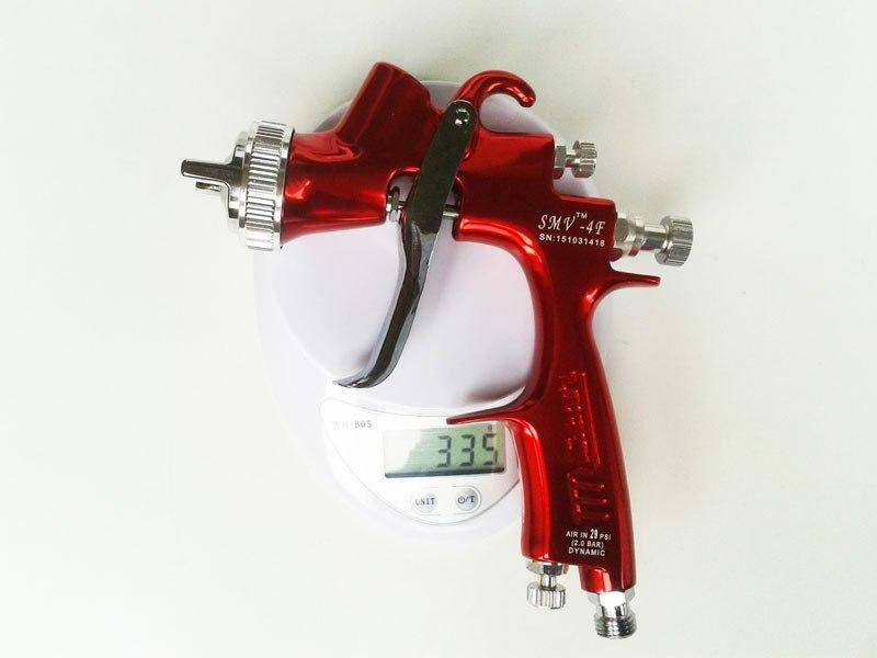 STAR SMV 4F вес краскопульта