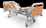 Кровать медицинская функциональная КФ-4
