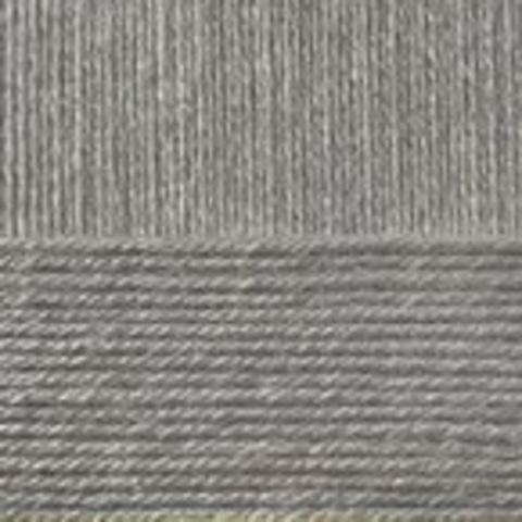 Купить Пряжа Пехорка Детская новинка Код цвета 048-Серый | Интернет-магазин пряжи «Пряха»