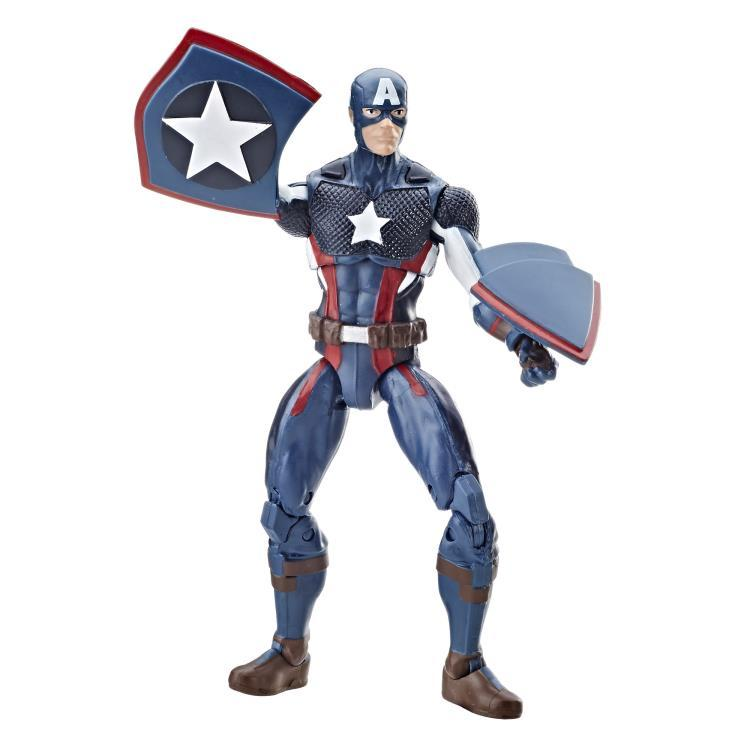 Фигурка Капитан Америка (Captain America) Marvel Legends 9,5 см