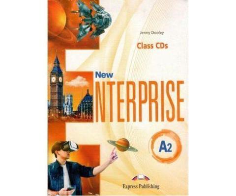 New Enterprise A2. Class CDs (set of 3) (international). Аудио CD