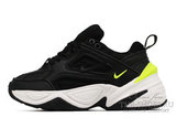 Кроссовки Nike M2K Tekno Black White Green