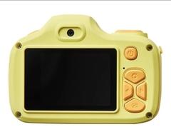 Детский цифровой фотоаппарат Жираф ZOO PLUS со вспышкой
