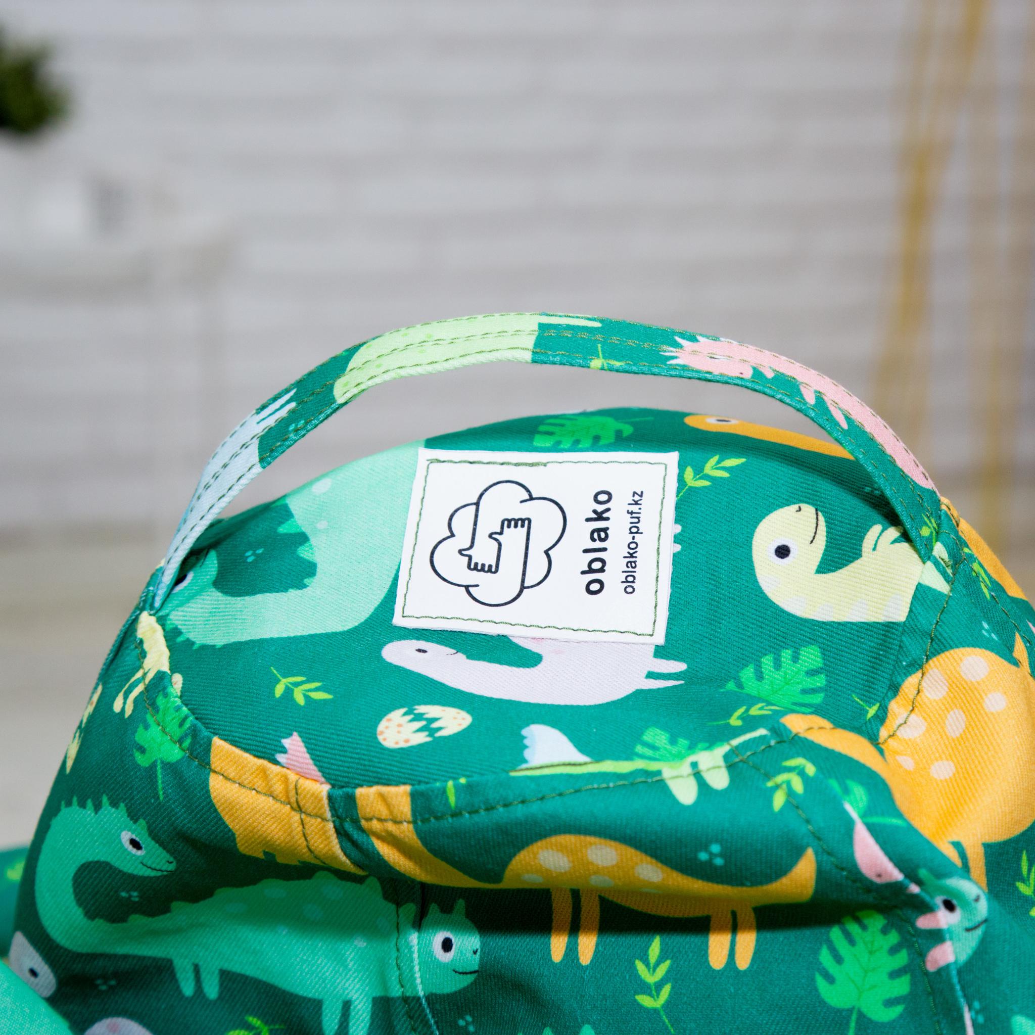 Груша М дизайнерская (динозаврики)