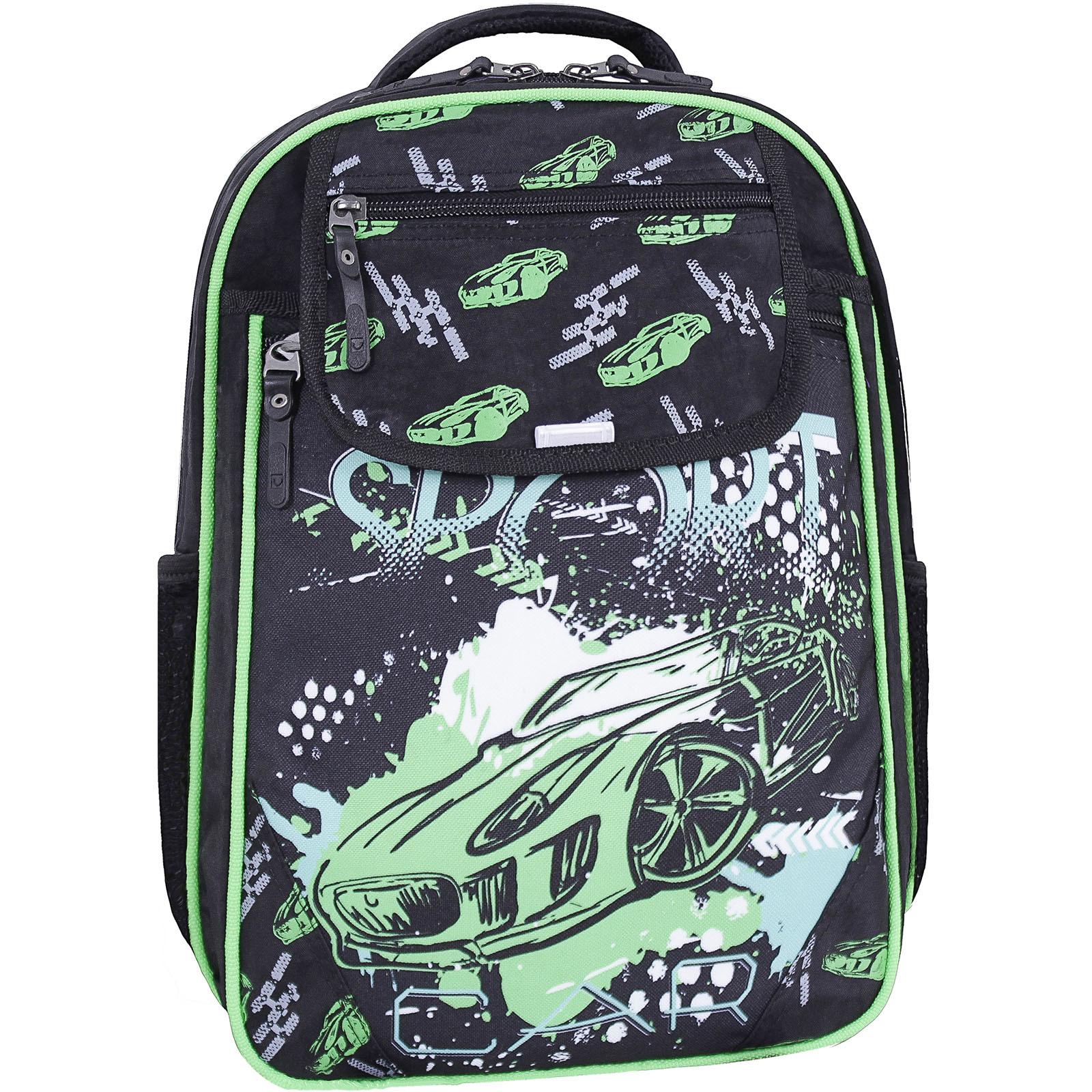 Школьные рюкзаки Рюкзак школьный Bagland Отличник 20 л. черный 670 (0058070) IMG_2844_1_1600.jpg