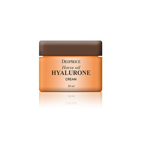 Deoproce Horse Oil Hyalurone Cream