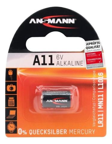 Батарейка А11 / LR11 ANSMANN 6V