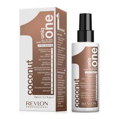 Revlon Uniq One Coconut - Несмываемая маска-спрей с ароматом кокоса
