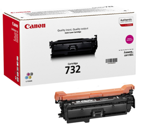 Картридж Canon Cartridge 732M/6261B002
