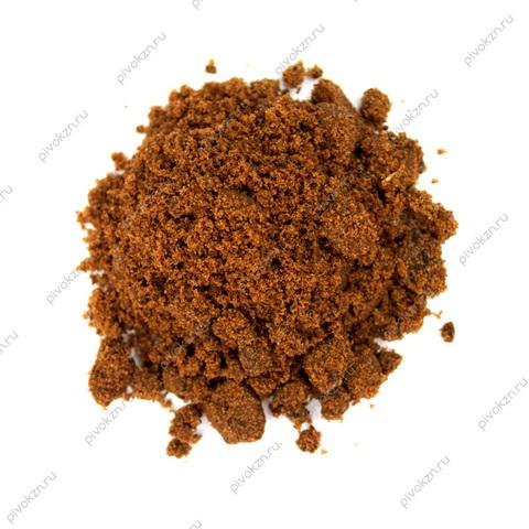Сахар тростниковый Мусковадо тёмный, 1 кг