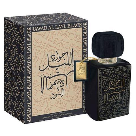 JAWAD AL LAUL BLACK / Джавад Аль Лайл Черный 100мл