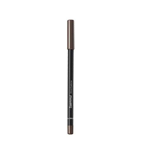THE SAEM EYE Карандаш для бровей 03 Saemmul wood eyebrow 03.black brown