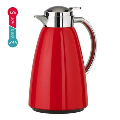 Термос-чайник Emsa Campo (1 литр), красный