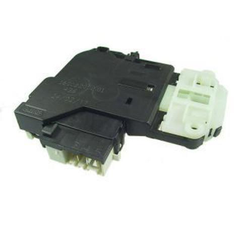 Устройство блокировки люка (УБЛ) для стиральной машины Indesit (Индезит) / Ariston (Аристон) - 254755 ОРИГИНАЛ