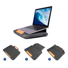 Сумка с подставкой для ноутбука 15.4