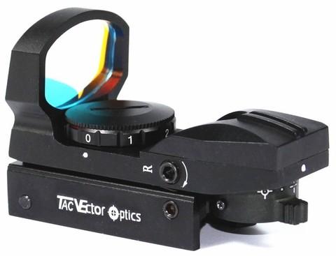 VECTOR OPTICS IMP 1X23X34 MULTI RETICLE DOVETAIL (SCRD-18B)