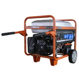 Генератор бензиновый Zongshen PH 13500 E - фотография