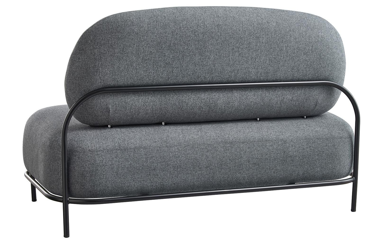 Диван ESF SOFA 06-02 (2-х местный) серый