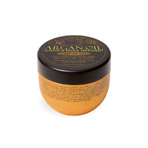 Маска для волос с маслом Арганы интенсивно восстанавливающая увлажняющая ARGAN OIL Kativa, 250 мл.