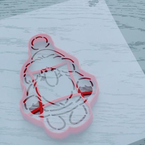 Сказочный Дед Мороз