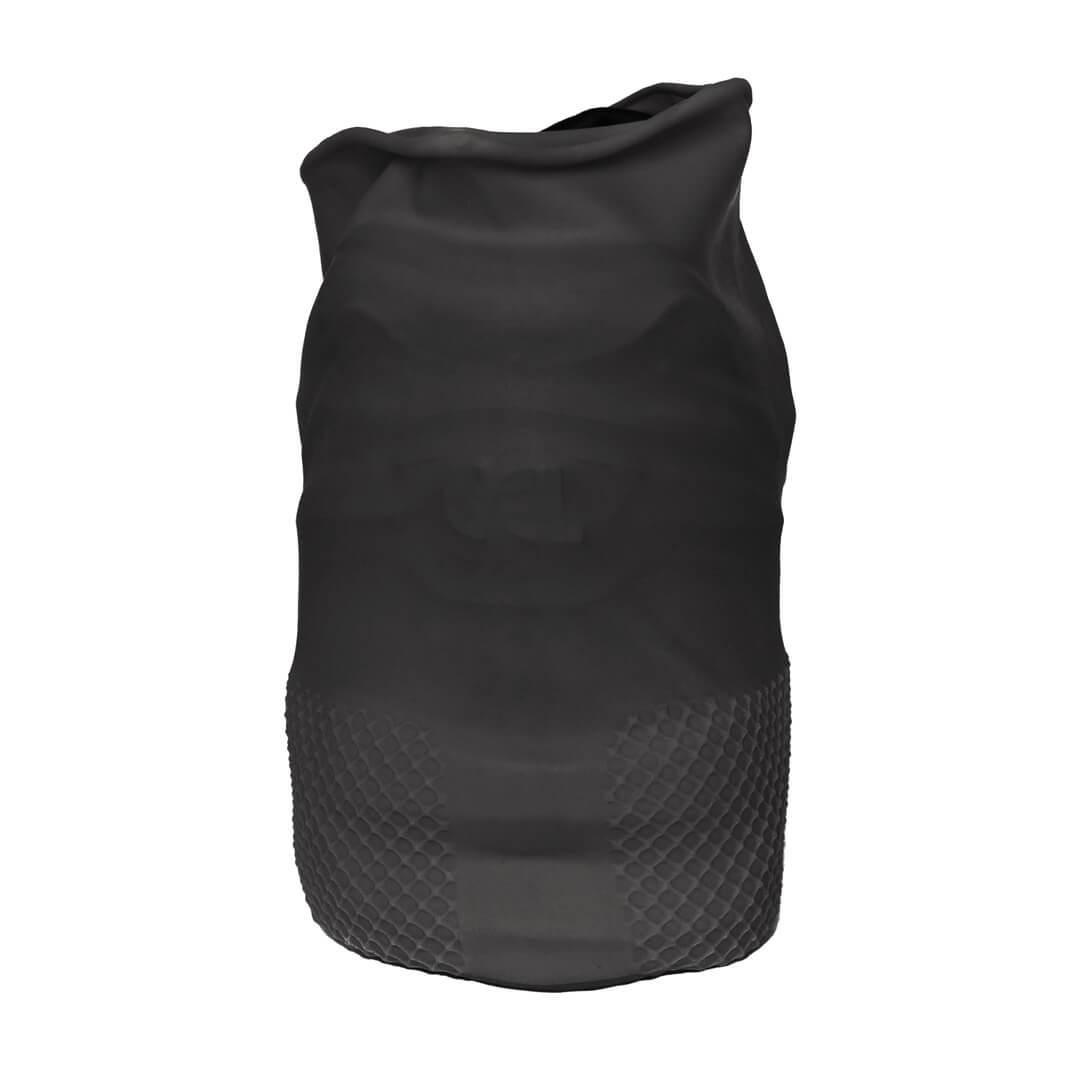 Многоразовые бахилы черные Shoescondom из тонкого силикона