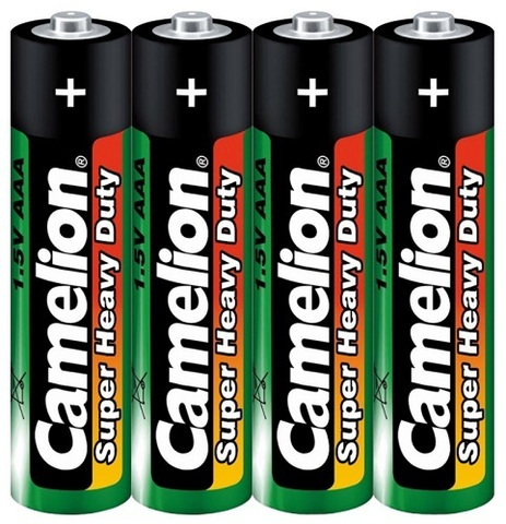 Батарейка Camelion R03 SR-4 (60)