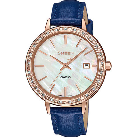Часы женские Casio SHE-4052PGL-7AUEF Sheen