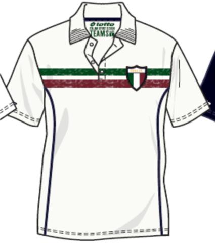 Поло LOTTO POLO ITALIA 68 N7594