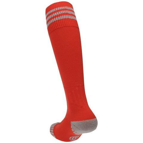 Гетры для становой тяги Adidas Adisock красные вид сзади