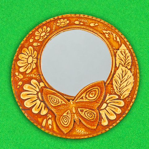 Зеркало Бабочка