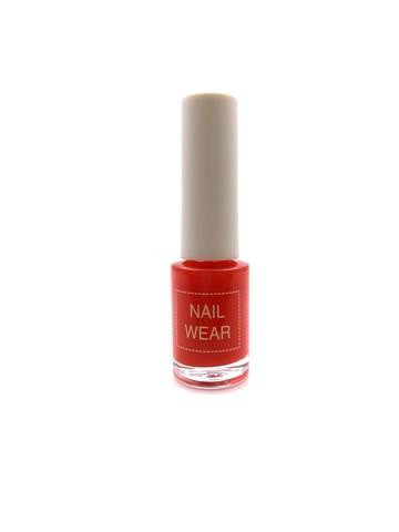 Лак для ногтей The Saem Nail Wear 106 Garden Balsam Syrup 7 мл