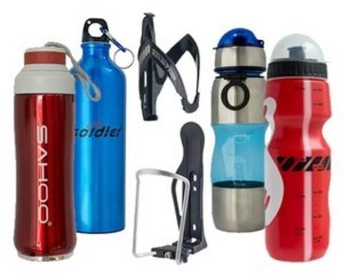 Купить велосипедные фляги и флягодержатели